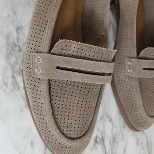 Lucky Brand Shoes - Lucky Brand | NWOT Caylon Suede Leather Loafer